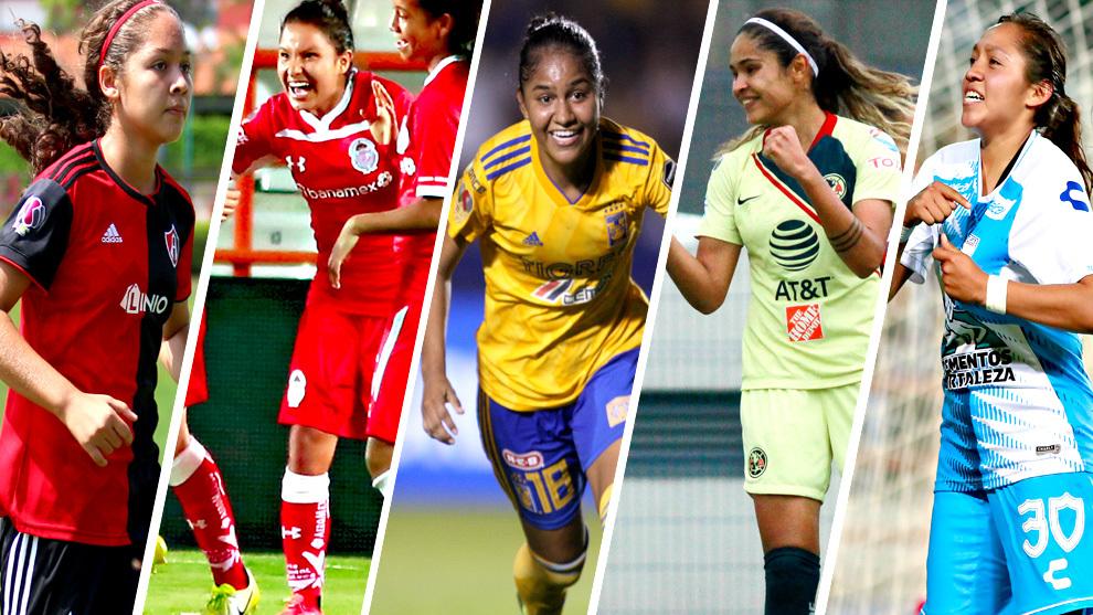 Fútbol Femenil  Definidos los 8 equipos invitados a la Liguilla de ... 63a155741dd81
