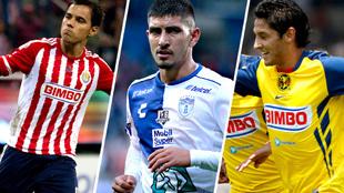 Con nueve goles, Víctor Guzmán busca ser el primer mexicano desde...
