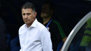 Juan Carlos Osorio habla sobre su acercamiento con Colombia.