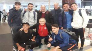 Los futbolistas argentinos víctimas de la estafa