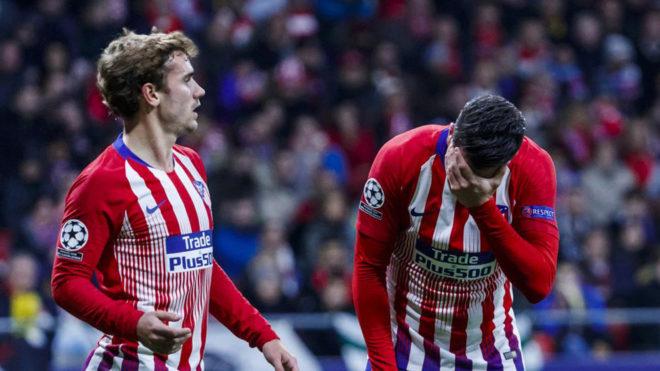 Giménez recayó de su lesión muscular en el partido ante el...