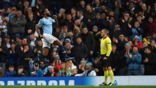 El Manchester City arrolla al Shakhtar