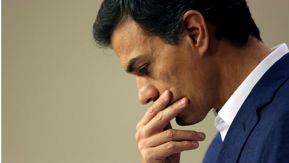 Pedro Sánchez, presidente del Gobierno de España, era el objetivo...