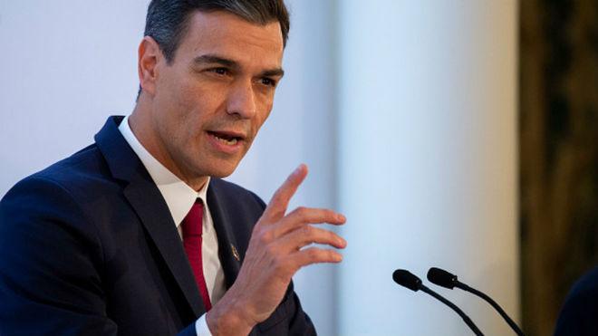 """La seguridad de Pedro Sánchez """"no se ha visto comprometida"""" por el..."""