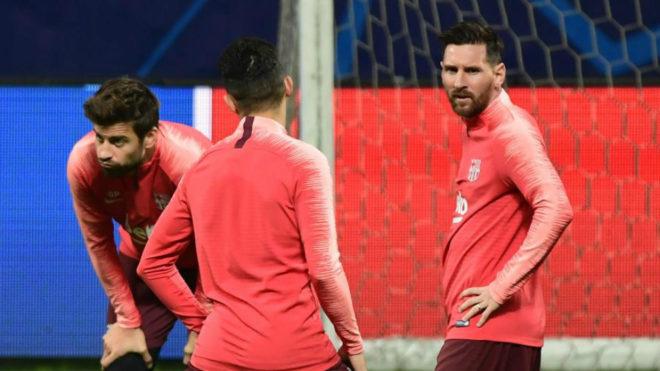 Lịch thi đấu vòng 12 La Liga: Quyền tự quyết của Messi
