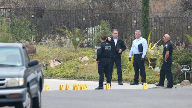 Tiroteo en California con al menos 12 muertos. La policia analiza el...
