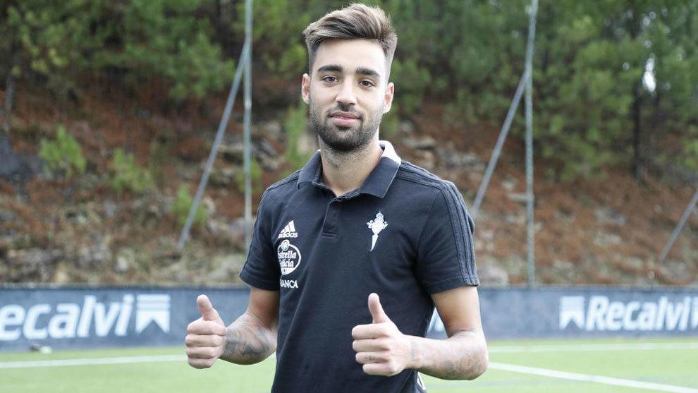 Brais Méndez convocado para la selección