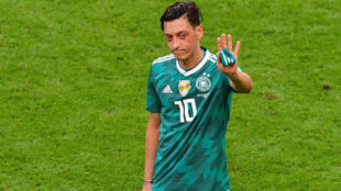 Ozil: I don't care what people think of me