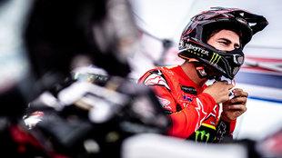 Barreda disputará su noveno Dakar.