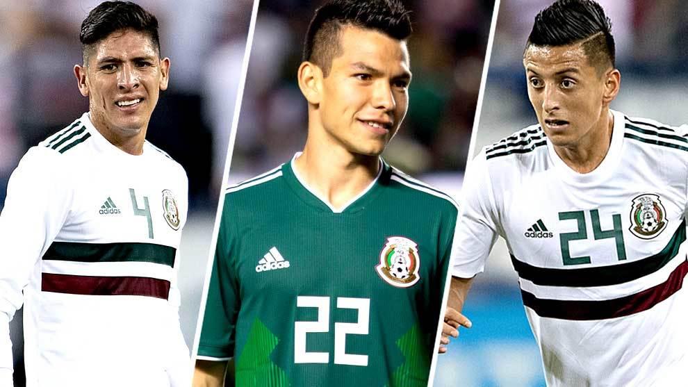 Álvarez, Chucky y Alvarado, entre los 13 que repiten en las últimas...