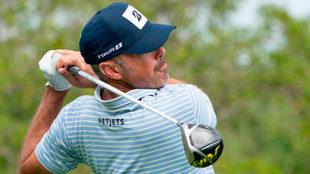 Kuchar quiere conquistar por primera vez el Mayakoba Golf Classic.
