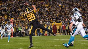 Los Steelers no anotaban 52 putos desde 1984.