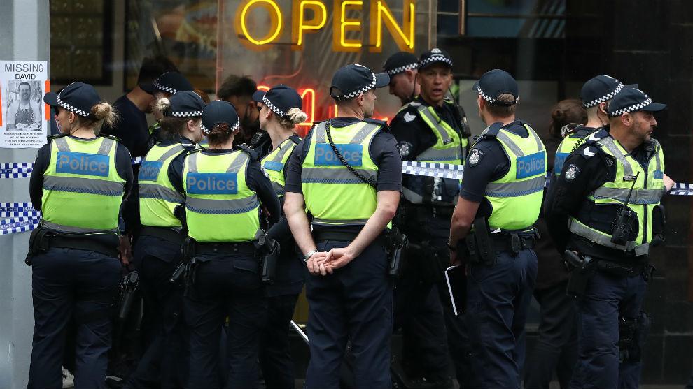 Un muerto y tres heridos en un ataque con cuchillo en Melbourne