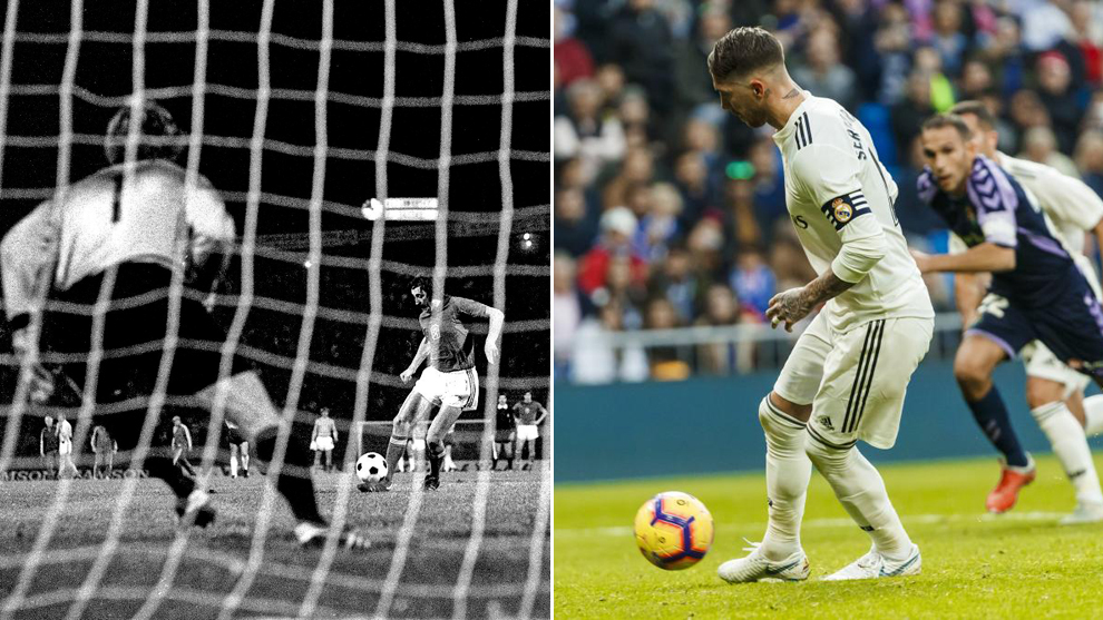 Antonin Panenka: Sergio Ramos takes the best Panenka penalties