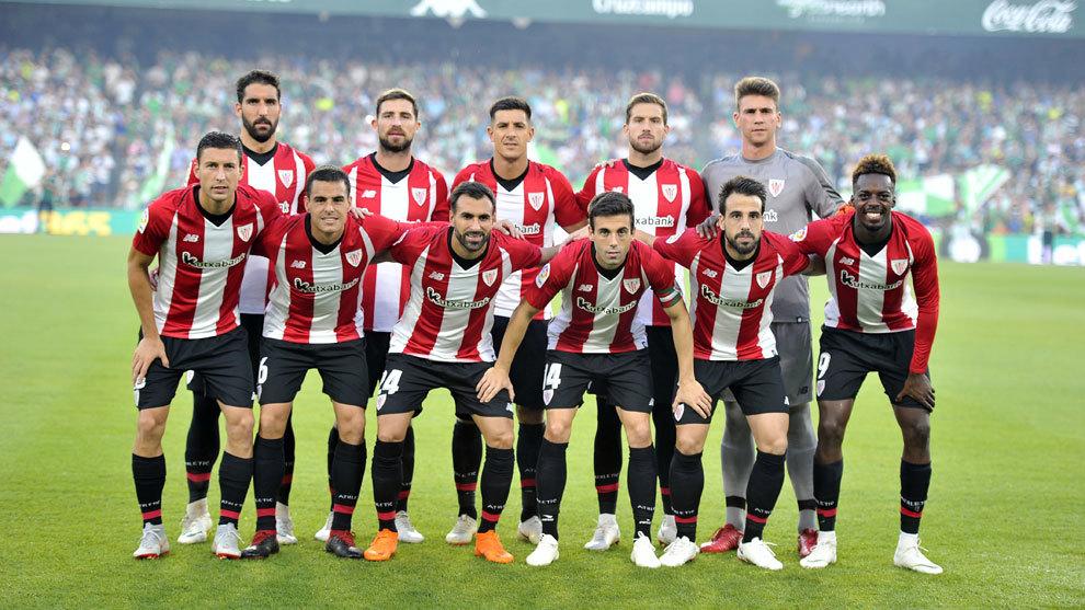 099f20e8d Valora el rendimiento de todos los jugadores del Athletic Club de Bilbao  esta temporada