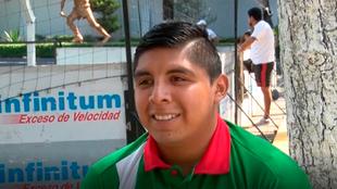 """Antonio Mendoza: """"Los sueños sí se hacen realidad"""""""