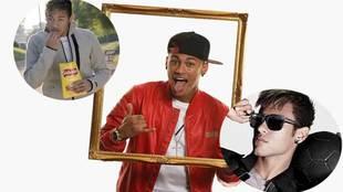 Neymar y su 'locura' publicitaria: un millón por unas gafas, 800.000 euros por unas patatas fritas...