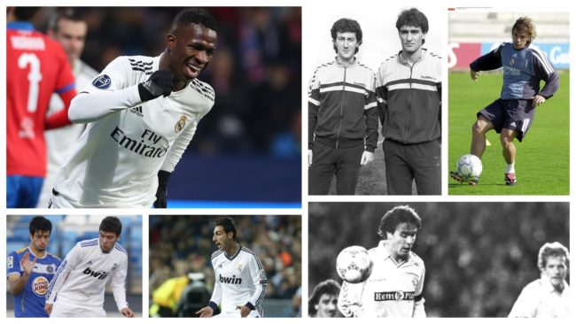 Former Real starlets give their advice to Vinicius on how to cope with the pressure
