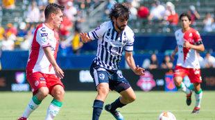 Monterrey tiene cuentas pendientes con Necaxa por la SuperCopa.