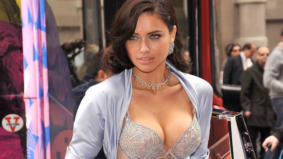Adriana Lima's Victoria's Secret career in pictures