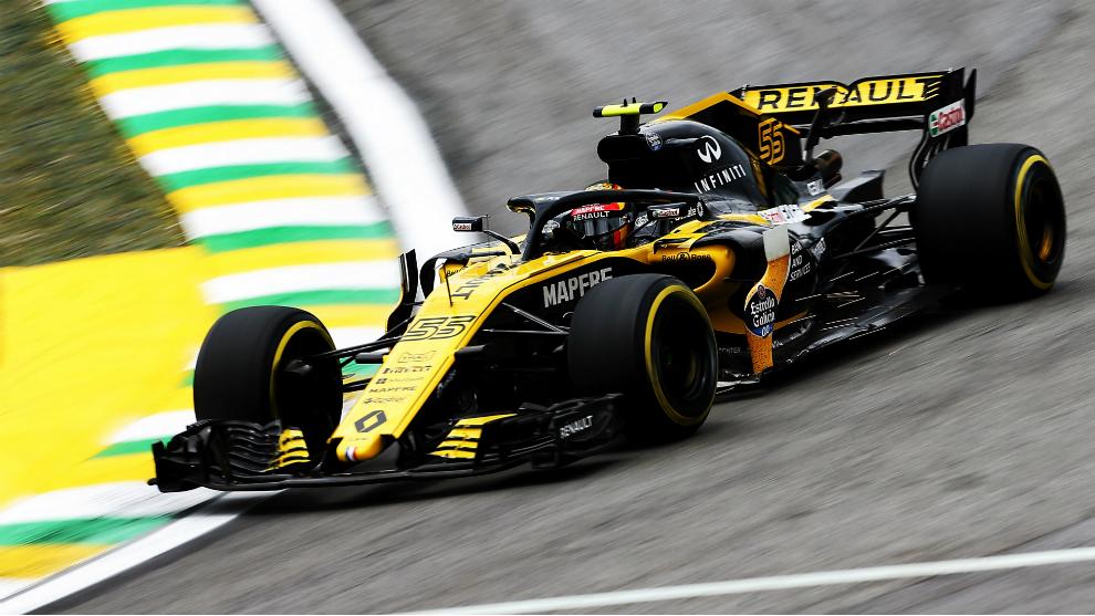Resultados de los entrenamientos Libres 3 del GP de Brasil de F1 2018