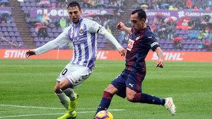 Orellana fue uno de los mejores jugadores del partido.