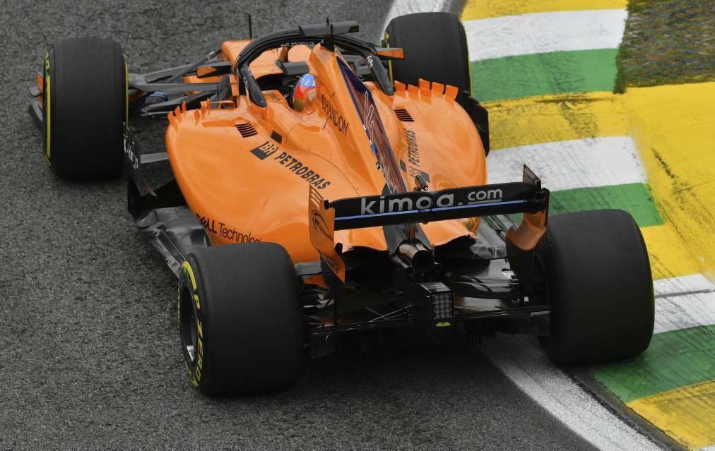 McLaren, 18º y 20º, los peores puestos desde 1983