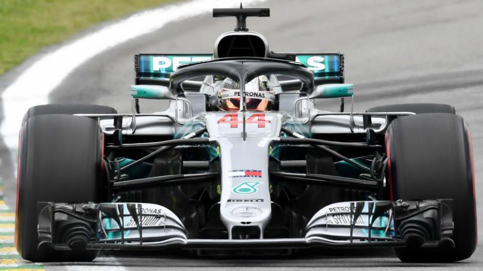 Resultados de la Clasificación del Gran Premio de Brasil de Fórmula 1 2018