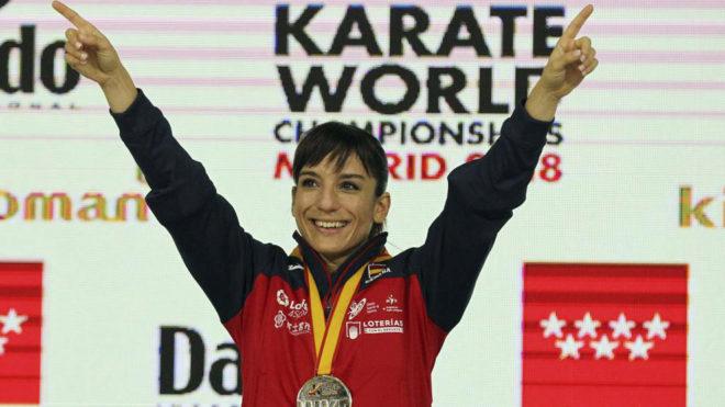 Sandra Sánchez, campeona del mundo de katas | Marca.com