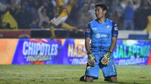 Jesús Rodríguez lamenta la derrota ante Tigres