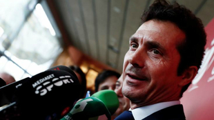 Guillermo Amor.