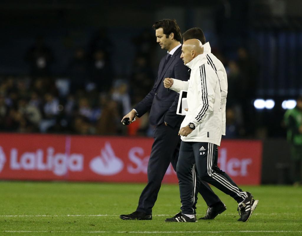 Solari fue confirmado como entrenador de Real Madrid