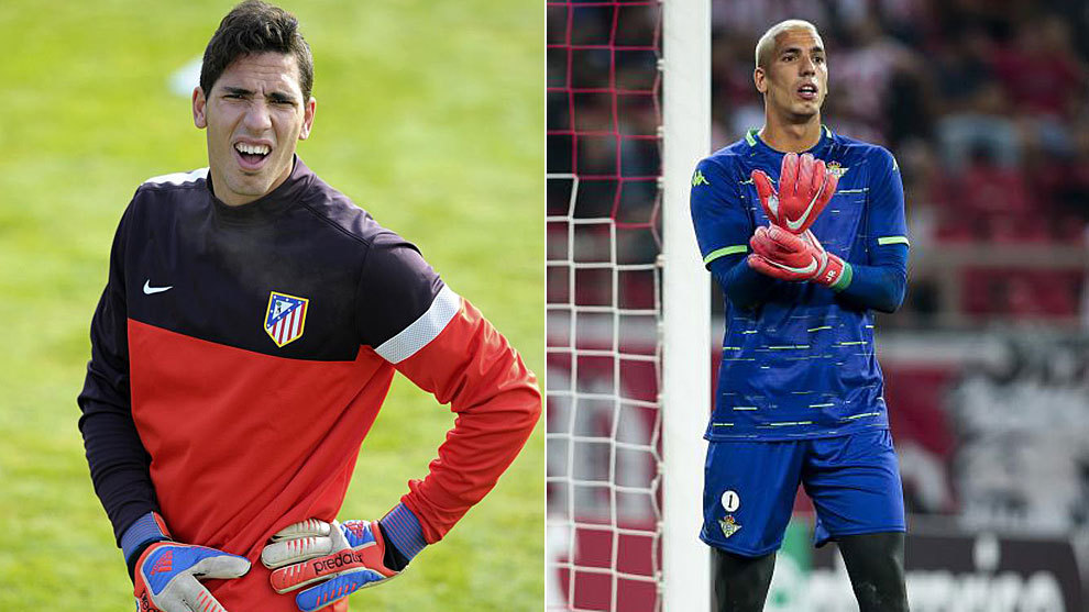 f7fbc88af63 An injury to Sergio Asenjo saw Robles debut with Atletico Madrid's first  team away at Sporting Gijon at the age of 19, while he also played some  low-key ...