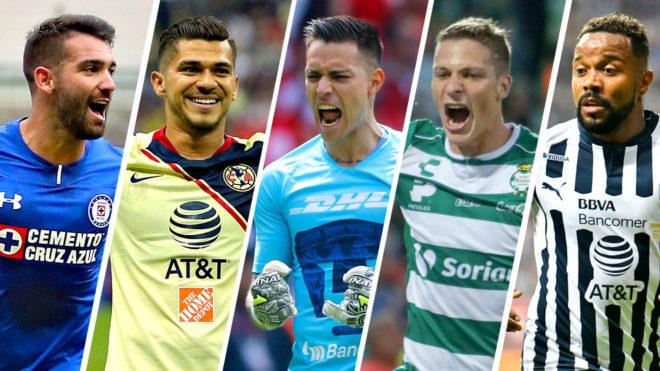 Liga MX Apertura 2018  Liguilla al momento  Pumas bf6c60d480a03
