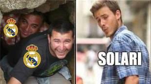 Benzema fue el gran protoganista de la victoria 2-4 del Real Madrid...