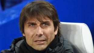 Antonio Conte no entrenará esta temporada.