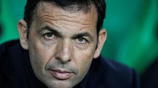 Calleja cuenta con la confianza de la directiva del Villarreal.