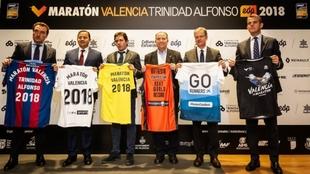 Quico Catalán (Levante), Anil Murthy (Valencia), Fernando Roig...