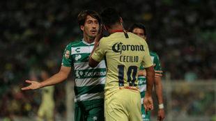 Abella reclama a Cecilio Domínguez.