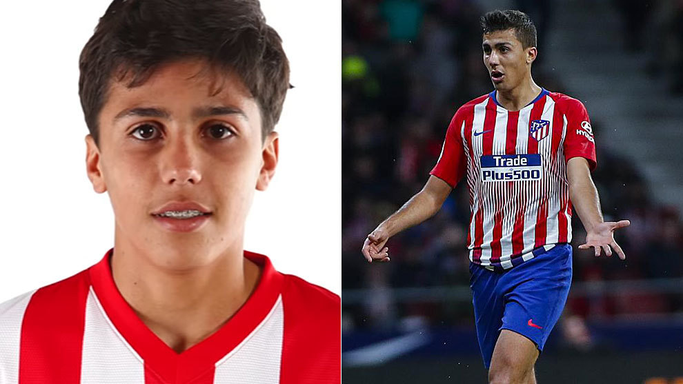 556de7c9c10 In 2013, Rodri left for Villarreal where he was given a first team debut at  19 before going on to establish himself and impress in LaLiga Santander.