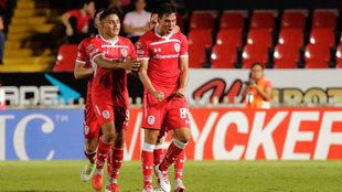 Mora ha mostrado buen nivel en Liga MX