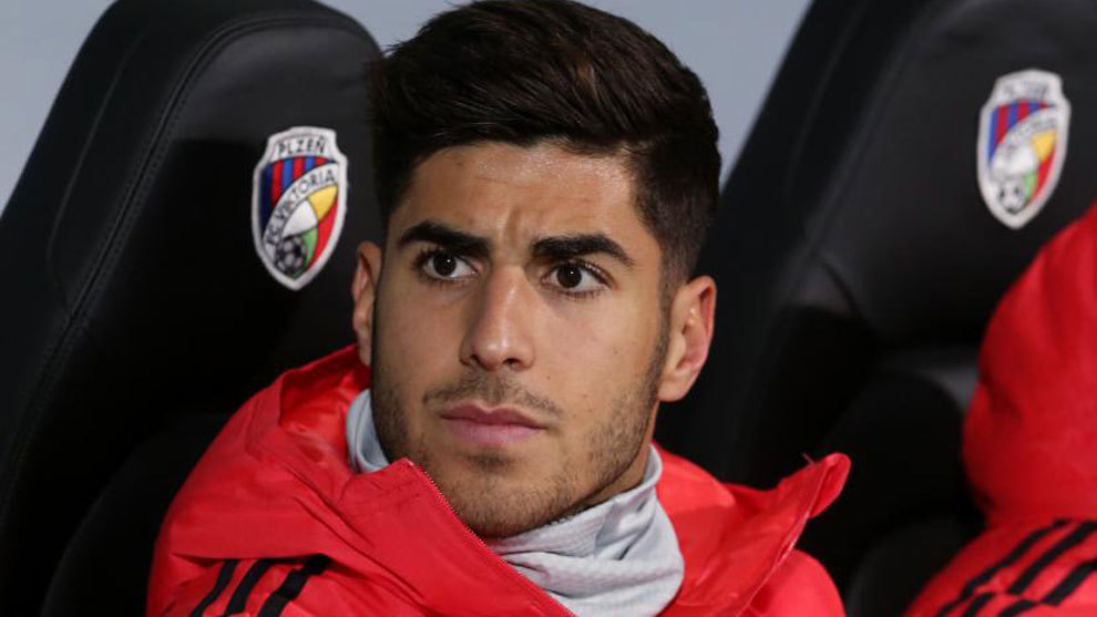 Marco Asensio says experienced players should take responsibility for Real Madrid 'crisis'