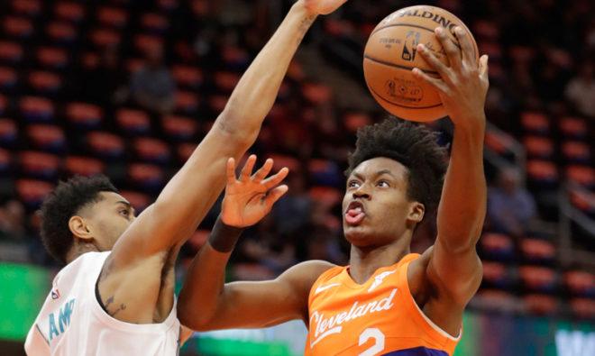 Jordan Clarkson anota 24 puntos y Cavaliers vencen a los Hornets