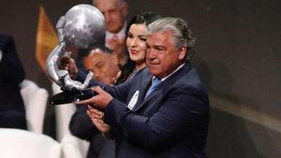 Héctor Miguel Zelada agradeció al América.