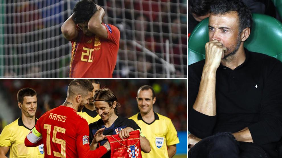 La duda de España... si no gana en Zagreb: mejor perder que empatar