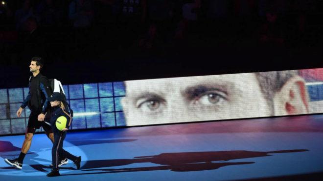 La ATP presentó la 'Copa del Mundo'