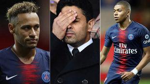 El PSG podría quedarse sin jugar la Champions League