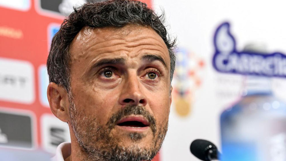 Croatia 3-2 Spain: Lucho's Nations League fate not in his hands