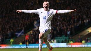 Rooney se despide esta noche de la selección inglesa.