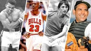 Ali, Jordan, Cruyff y Berra, entre los 'filósofos' del...